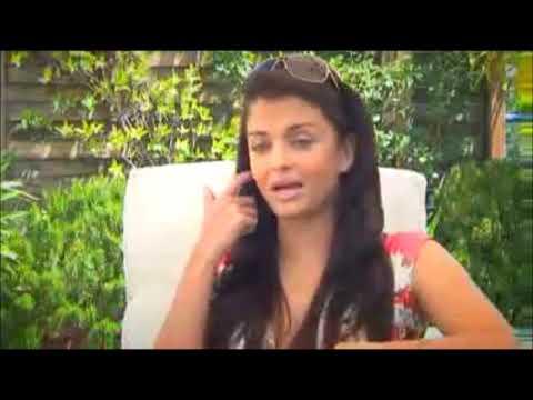 Aishwarya Rai at Cannes 2007 | L'Oréal Paris Interview