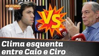 """""""Capitão-do-mato nazista!"""": clima esquenta com Ciro Gomes falando de Fernando Holiday"""