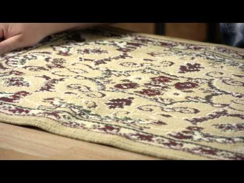 How to Secure Rugs on Laminate : Working on Flooring