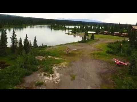 Flying in the Alaskan Bush