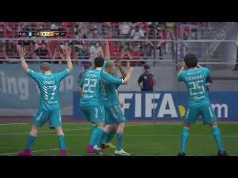 Fifa 16 Ultimate Team - Skills & Goals