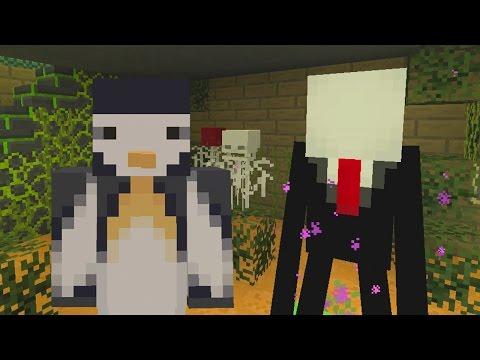 Minecraft Xbox - Creative Craft - Slenderman (9)