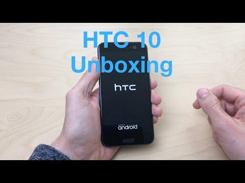 HTC 10 Unboxing!