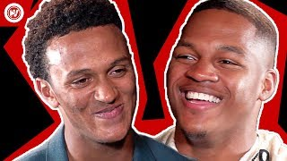 Bad Joke Telling   DeShone Kizer & 2017 Draft Class