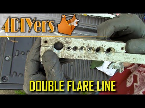 DIY: How to Double Flare a Brake or Fuel Line