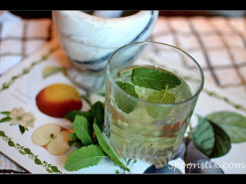 How to Make Fresh Mint Tea with Fresh Mints