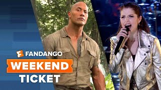 Now In Theaters: Welcome to the Jungle, Pitch Perfect 3, Downsizing | Weekend Ticket