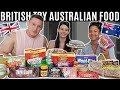 BRITISH Try AUSTRALIAN SNACKS FOOD For The FIRST TIME