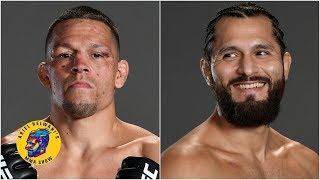 Jorge Masvidal wants to beat Nate Diaz in his own backyard – Abe Kawa | Ariel Helwani's MMA Show
