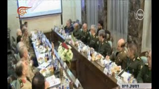 قلق إسرائيلي من مواقف باقري من دمشق