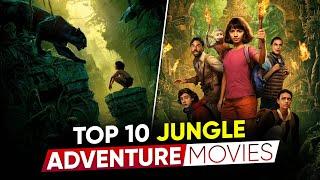 TOP: 10 Best Jungle Adventure Movies in Hindi | Jungle Fantasy Movies in HIndi | Moviesbolt
