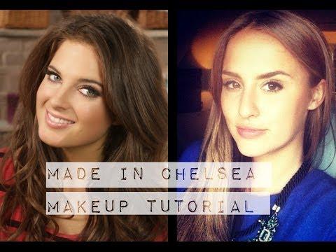 Made in Chelsea Makeup Tutorial | Everyday Makeup