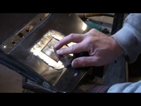 Metal Patch Panel Repair - How to