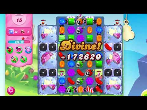Candy Crush Saga Level 3162