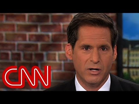 CNN anchor unravels 'hydra' of lies in Trump letter