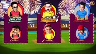 Johnny Lever Vs Sanjay Mishra Vs Rajpal Yadav - Co