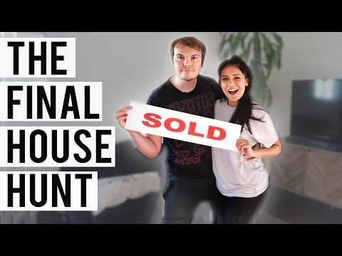 WE BOUGHT A HOUSE! -