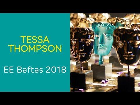 EE BAFTAs 2018: Tessa Thompson, EE Rising Star Award Nominee 2018