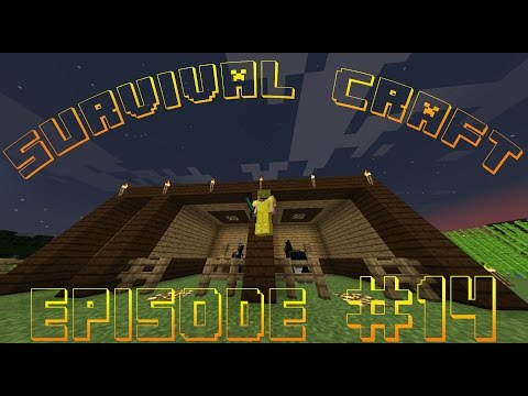 Survival Craft : Episode 14 - The Horse Stable