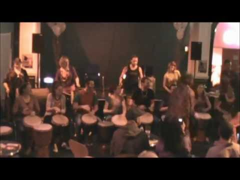 DRUMROOTS COURSE AT ZION ARTS CENTRE: STUDENT PERFORMANCE