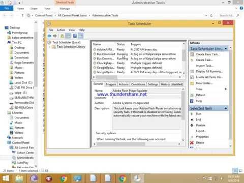 How to fix rundll error windows 8.1