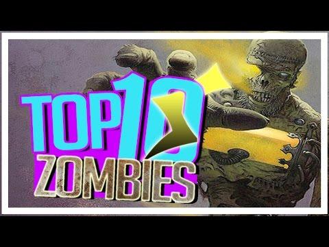 MTG Top 10: Zombies