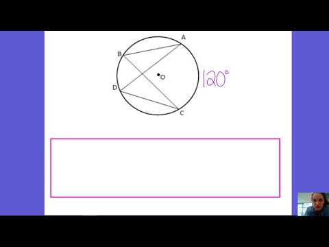 10.4 Inscribed Angles Intercepting Same Arc