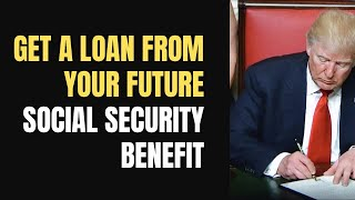 $10,000 Loan from Social Security (new stimulus proposal)