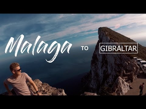 Malaga to Gibraltar | Spain 2018 | 4K Travel Film | FMI
