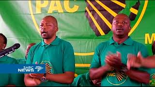 New leader Narius Moloto to revive PAC