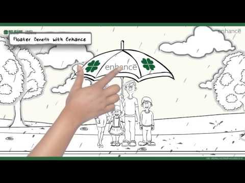 Enhance - Super Top-Up Health Insurance