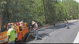 Sumter road improvements