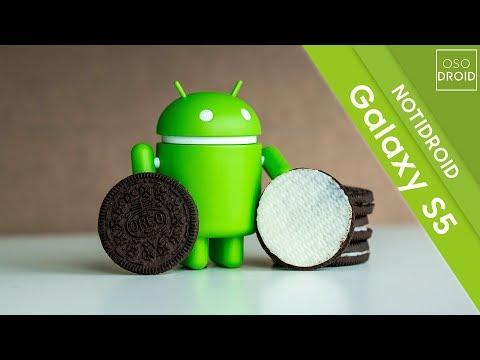 Noticias | Galaxy S5 G900H con Android 8 Oreo |Rom Genius V3 bugs
