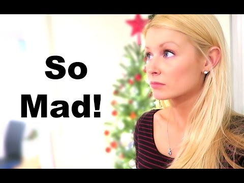 MAD AT MY BOYFRIEND FOR PRANKING ME!