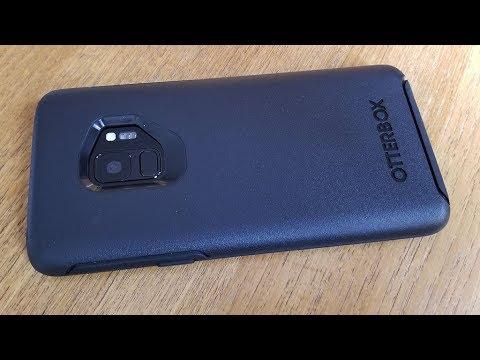 Otterbox Symmetry Galaxy S9 Case Review - Fliptroniks.com