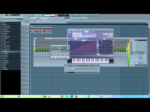 FM Synthesis Bass Tutorial with Sytrus in FL Studio