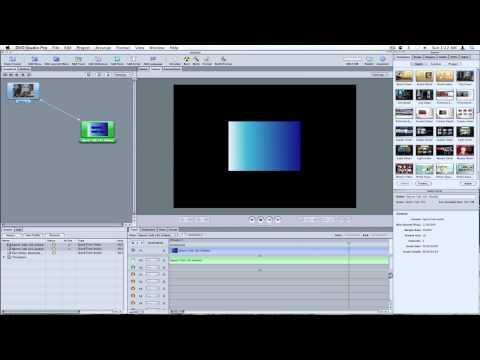 DVD Studio Pro- The Basics