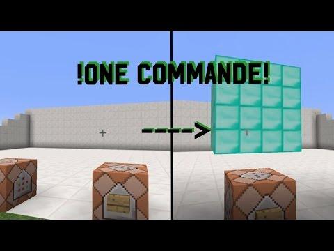 Minecraft 1.12+ easy world edit !NO MODS!