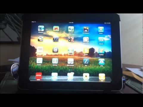 iPad Screen Shot Tutorial
