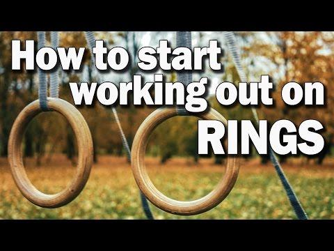 How to Start Training on RINGS - Tips for Beginners