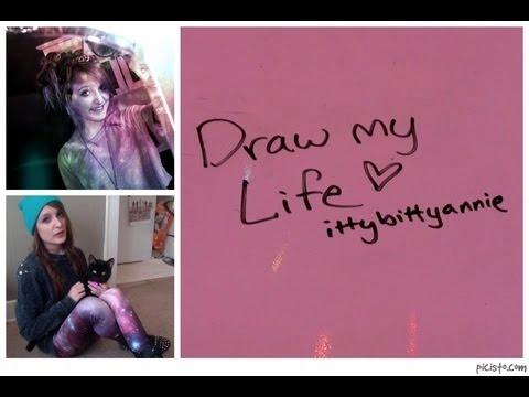 Draw My Life | ittybittyannie