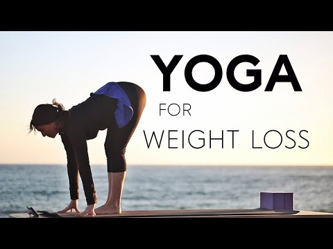 Yoga For Weight Loss ❤️ (Power Workout) - 💕Fightmaster Yoga