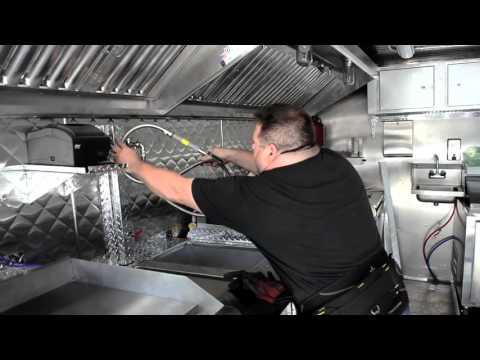 Food Truck - Food Truck Builders Group Episode #2  / How We Build Food Trucks