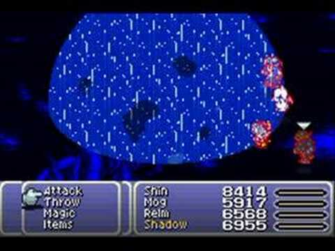 Final Fantasy VI Adv Part 45a: The Final Battle