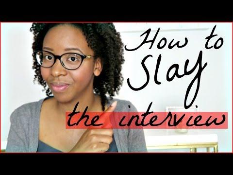 12 🔥 TIPS FOR YOUR INTERNSHIP, JOB, & UNI INTERVIEWS!
