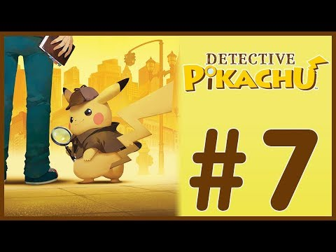 Detective Pikachu - First Day At Work (7)