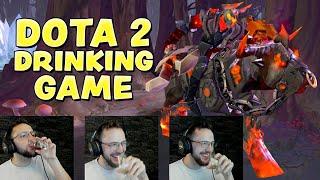 DOTA 2 DRINKING GAME - CK CARRY