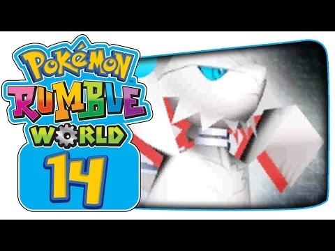 Pokémon Rumble World - Part 14: Black Balloon & Palkia Boss!