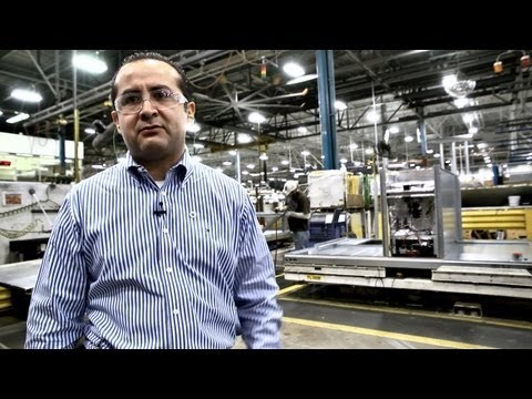 Assembly Line Efficiency | A day in the life at Johnson Controls