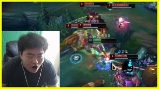 MaknooN Shows His 1v5 Fiddlesticks Tank Build #812